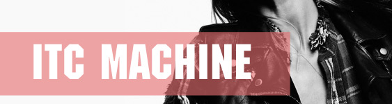 Font-fashion-itc-machine