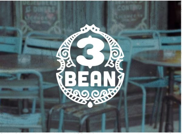 3Bean Coffee logo